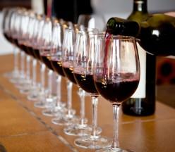 Rode wijn bij Heeren Dubbel