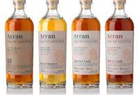 Arran whisky tasting collectie